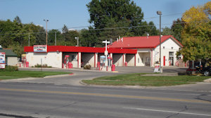 Car Wash located on Merle Hay Road in Des Moines, IA